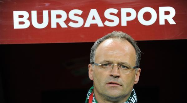 Bursaspor'un Yeni Teknik Direktörü İrfan Buz