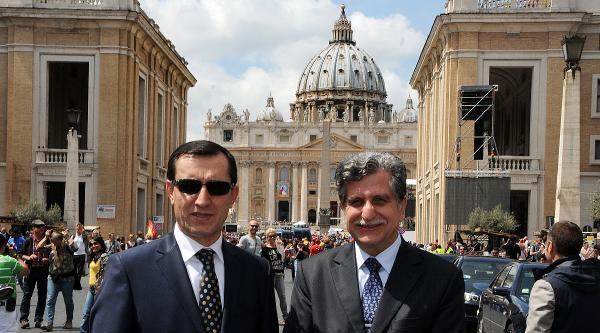 Büyükelçi Gürsoy: Türk Papa', Kilisede Reform Yaparken Türk İye'den İlham Almış