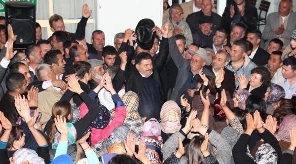 'büyükşehir' Olan Denizli'de Ak Parti Damgası