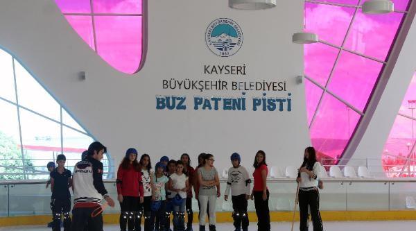Büyükşehirin Yaz Spor Okulları, İlgi Görüyor