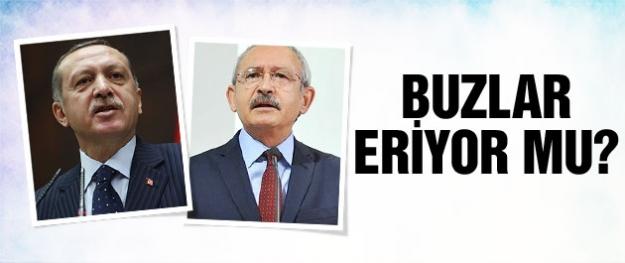 Buzlar eriyor mu? Kılıçdaroğlu'ndan Erdoğan'a teşekkür!