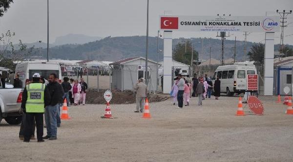 Çadir Kentte 2 Yaşindaki Suriyeli Çocuk Öldü