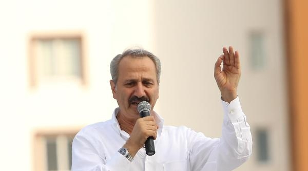 Çağlayan: Türkiye'ye Başkanlık Sistemi Getirip Erdoğan'ı Devlet Başkanı Yapacağız