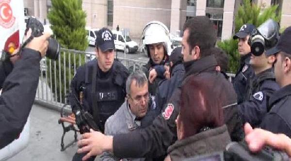 Çağlayan'da Ikinci Kez Polis Müdahalesi