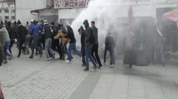 Çağlayan'da Polis Müdahalesi (2)