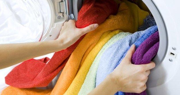 Çamaşırları ev içinde kurutmayın