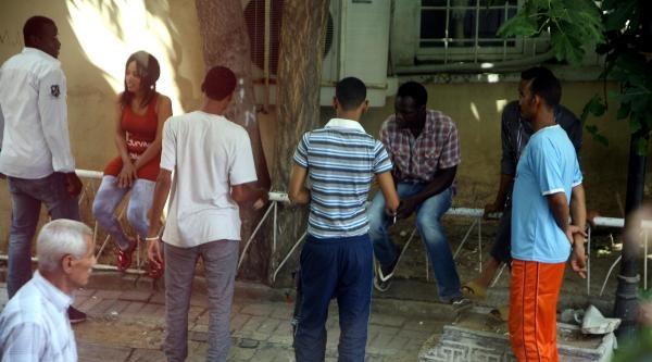 Camiler Bile Sığınmacı Doldu