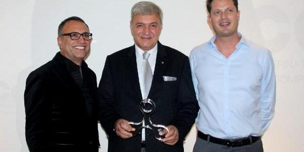 Çamlica Camii Projesine Dünya Birincilik Ödülü