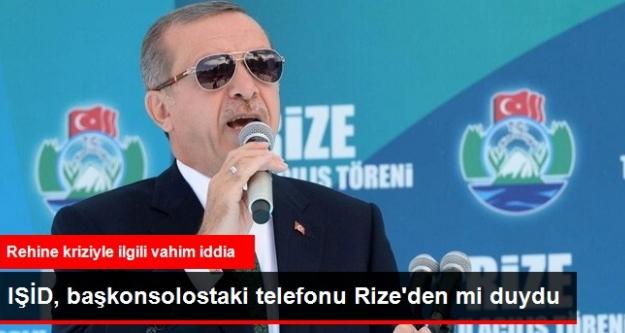 Can Dündar: IŞİD, Konsolostaki Telefonu Erdoğan'dan Öğrendi