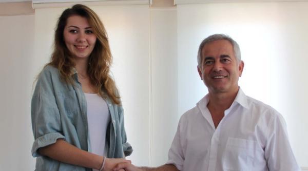 Çanakkale Belediyespor Ceyda Aktaş'ı Renklerine Bağladı