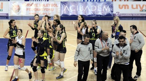 Çanakkale Belediyespor - Fenerbahçe Ek Fotoğrafları