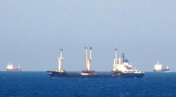 Çanakkale Boğazı'nı Kirleten Gemiye 64 Bin 626 Lira Ceza