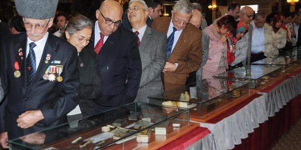 Çanakkale Savaş Malzemeleri Müzesi Samsun'da Açildi