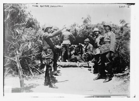 Çanakkale Savaşı'nın hiç görülmemiş kareleri...
