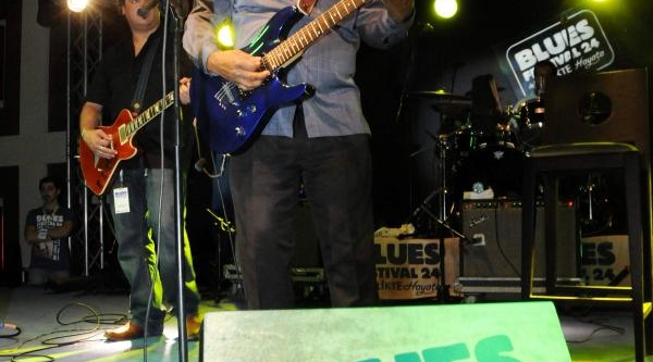 Çanakkale'de Blues Rüzgari Esti