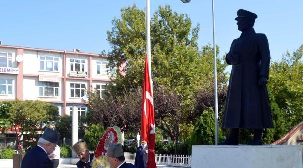Çanakkale'de Kıbrıs Barış Harekatı Töreni