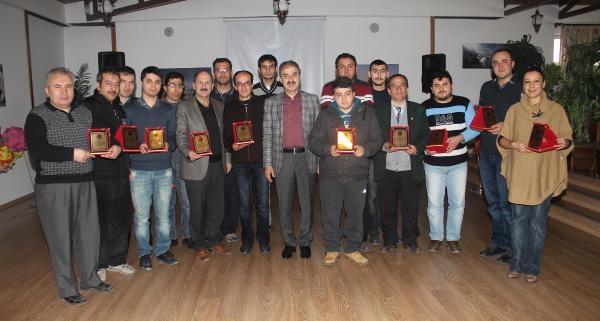 Çankiri Belediye Başkani Dinç: Gazeteciler Günü Değil, Haftasi Olmali