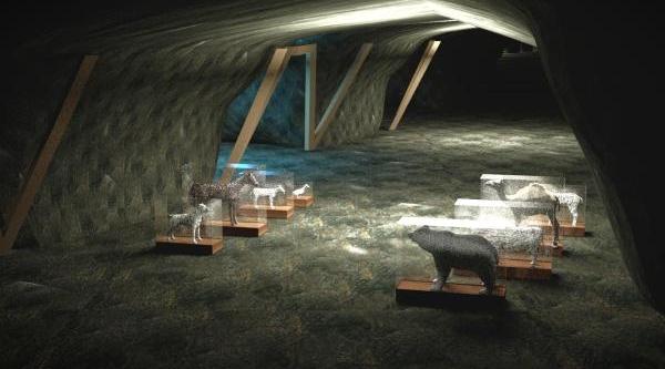 Çankiri'ya Salamura Hayvan Müzesi