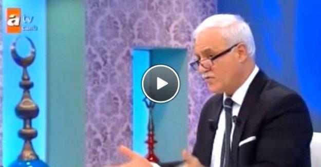 Canlı yayında Nihat Hatipoğlu'nu çıldırtan soru!