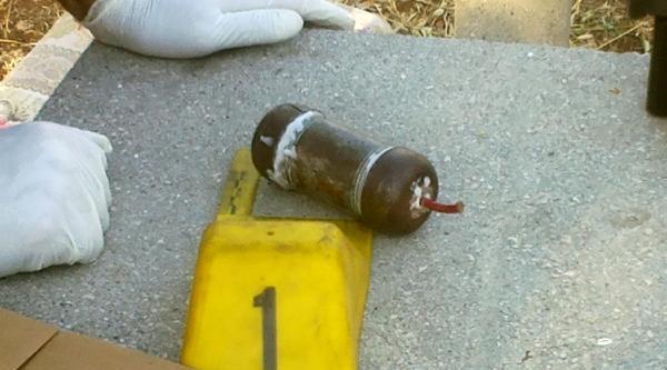 Çantasinda El Yapımı Bomba İle Yakalanan Öso Mensubu Tutuklandı (fotoğraflar)