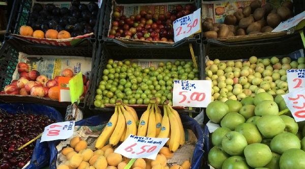 Çarşi-pazar TezgÂhlarından Merkez'e Kötü Haber