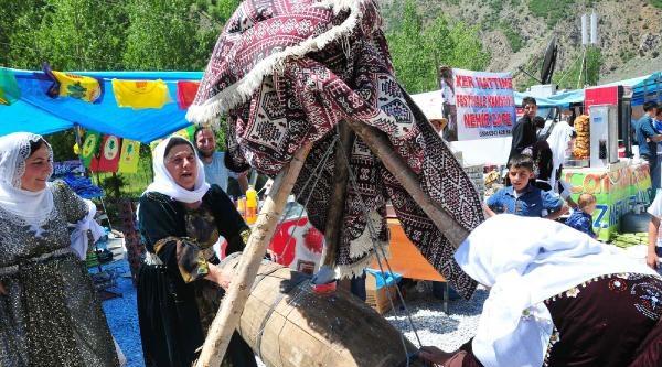 Çatak'da 4'üncü Kanispi Alabalık, Bal, Ceviz Ve Doğa Festivali Düzenlendi