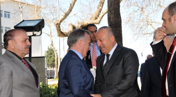 Çavuşoğlu: Ab Bakanı Olarak Yasaklara Karşıyım