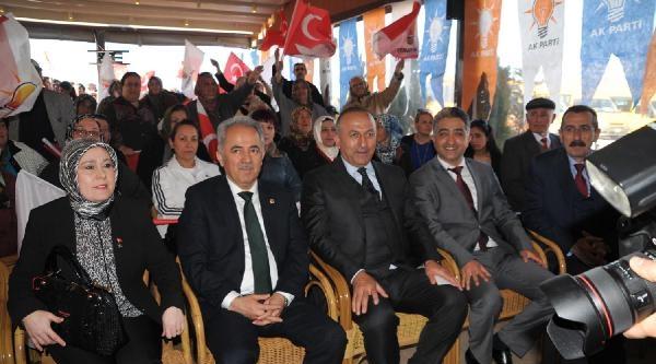 Çavuşoğlu: Ab Bakanı Olarak Yasaklara Karşıyım (2)