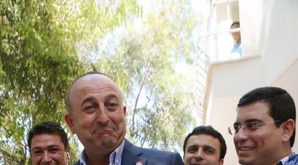 Çavuşoğlu: Ak Partililer Koşa Koşa Sandığa Gidecek (2)