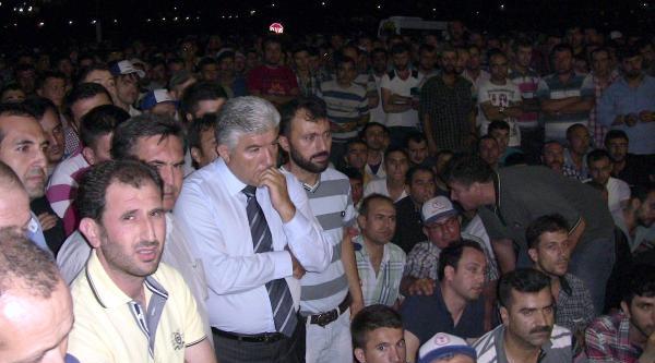 Çayirhan Maden İşçileri 'greve Devam' Dedi