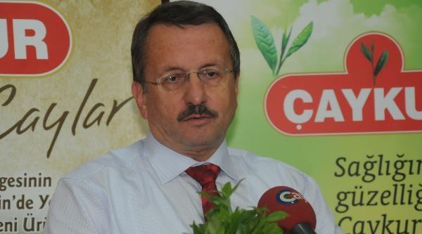 Çaykur Genel Müdürü: Karadeniz Bölgesine Radyasyon Bulutları Hiç Gelmedi