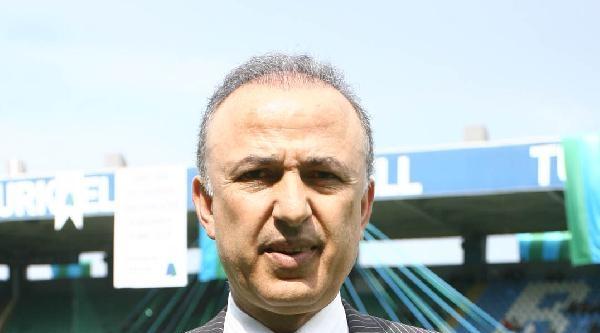 Çaykur Rizespor Başkanı: