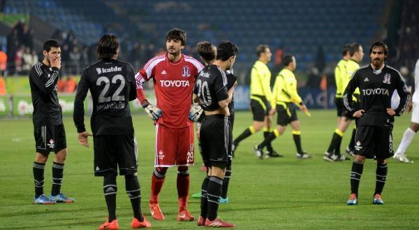 Çaykur Rizespor - Beşiktaş Ek Fotoğraflar