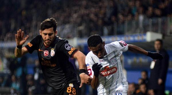 Çaykur Rizespor - Galatasaray Ek Fotoğrafları