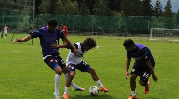 Çaykur Rizespor'dan Avusturya'da Taktik Çalişma