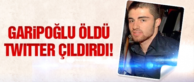 Cem Garipoğlu öldü Twitter çıldırdı