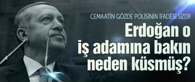 Cemaatin gözde polisinin ifadesi sızdı! Erdoğan için bomba iddia!