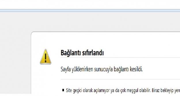 Cematin İnternet sitelerine siber Saldırı
