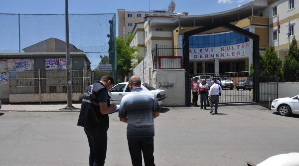 Cemevi'nde Cenazeye Katılanlara Ateş Açıldı: 3 Yaralı (2)- Yeniden