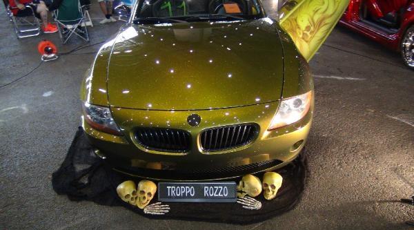 Cenevre'de Modifiye Otomobiller Fuarı