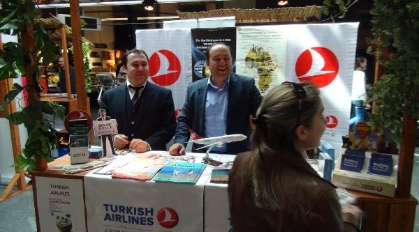 Cenevre'deki Turizm Fuarına Türkiye'den 3 Firma Katıldı