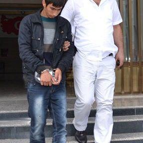 Cep Telefonu Çalan Şüpheli Şahıs Tutuklandı
