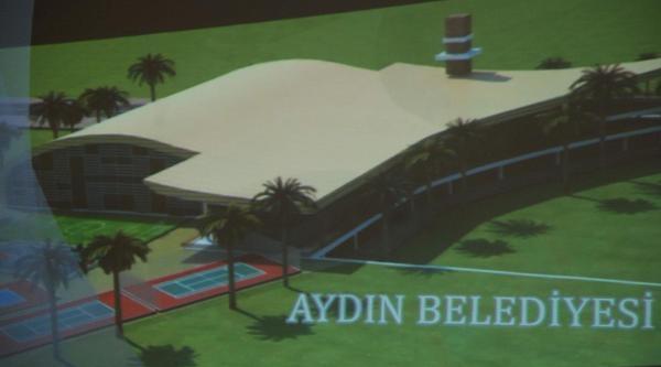Çerçioğlu, Büyükşehir Projelerini Açikladi
