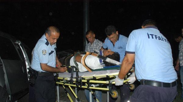 Ceyhan'da 2 Trafik Kazası: 1 Ölü, 6 Yaralı