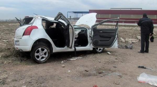 Ceyhan'da Otomobil Takla Atti: 1 Ölü, 5 Yarali