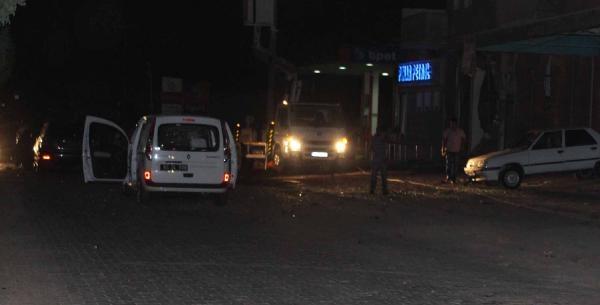 Ceylanpınar Belediye Başkanı Ak Partili Atilla'ya Bombalı Saldırı (fotoğraflar)
