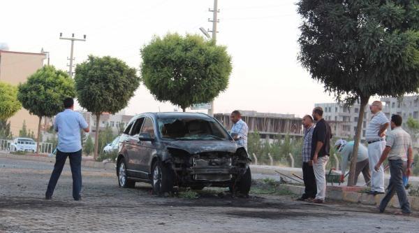 Ceylanpınar Belediye Başkanı'na Bombalı Saldırıda 2 Gözaltı
