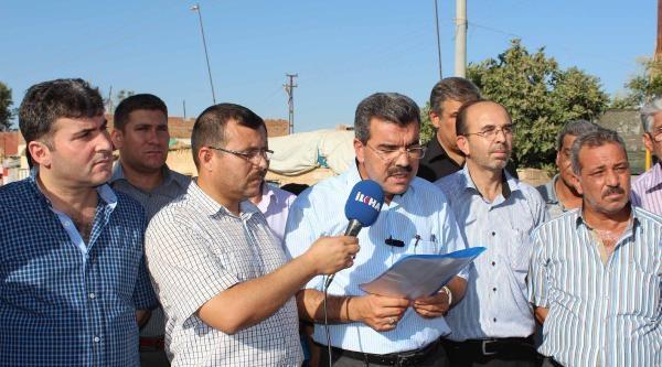 Ceylanpınar Belediye Başkanı'na Bombalı Saldırıda 2 Gözaltı (2)