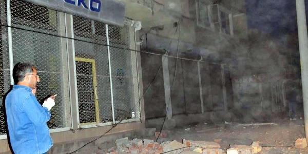 Ceylanpinar'a Havan Topu Mermisi Düştü (2)
