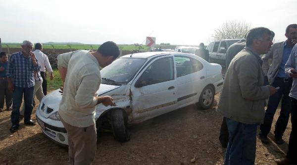 Ceylanpınar'da Kaza: 1 Ölü, 2 Yaralı
